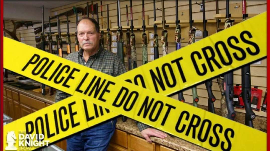 "Democrats Close Gun Stores, Abortion Clinics ""Essential"""