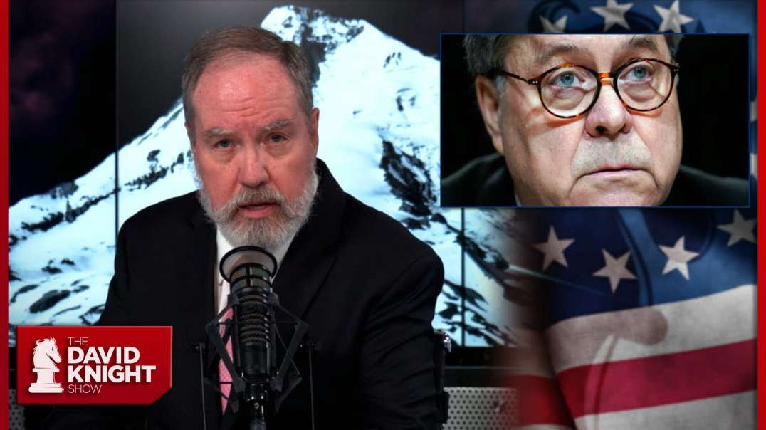 Barr, Deep State CIA, Created Surveillance State BEFORE 9/11