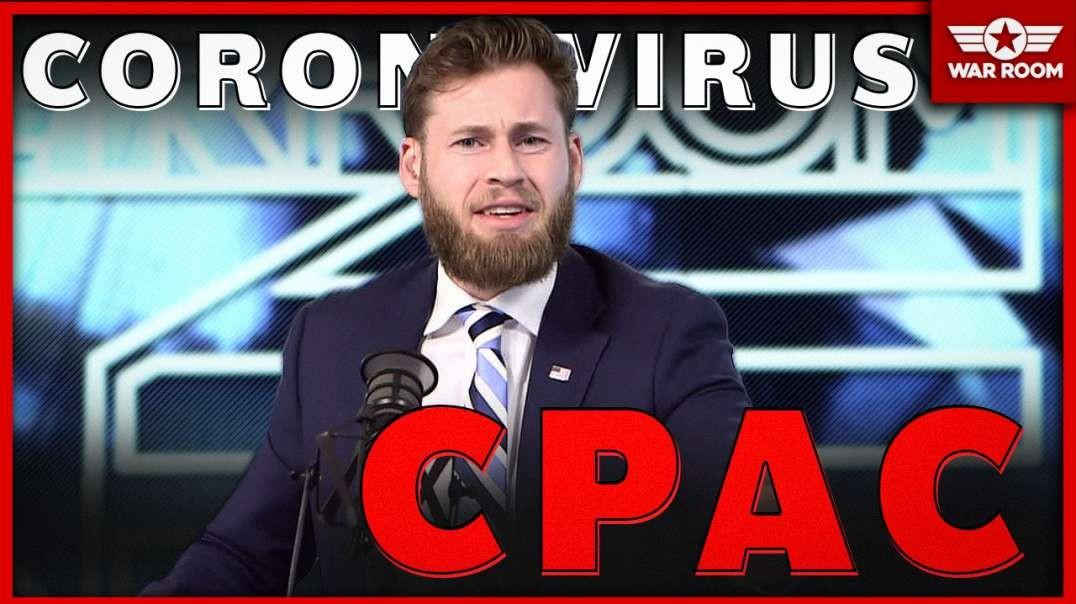Owen Shroyer Opens Up On Coronavirus And CPAC
