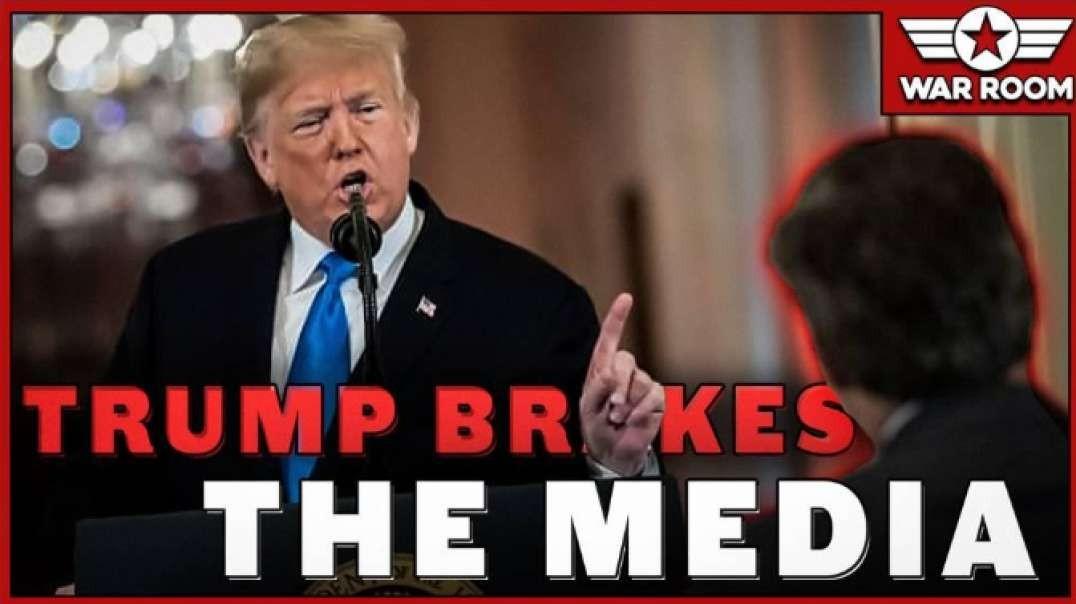 Trump Has Broken The Useless Media; Mainstream News Destroying Itself