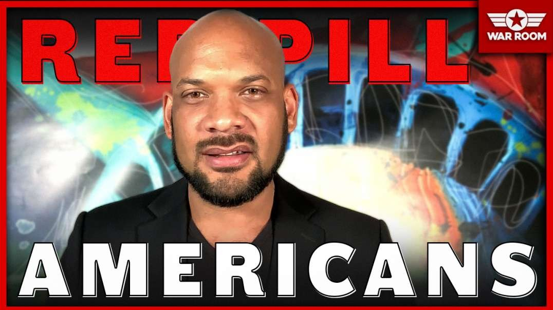 David Harris Jr. Explains How To Red Pill Fellow Americans