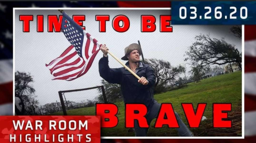 Highlights* Its American To Be Brave And To Stand Against Tyranny