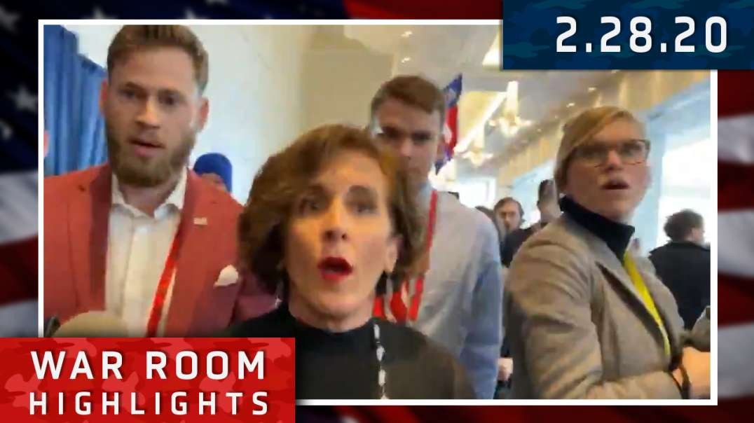 Highlights* Infowars Makes Its Mark On CPAC 2020