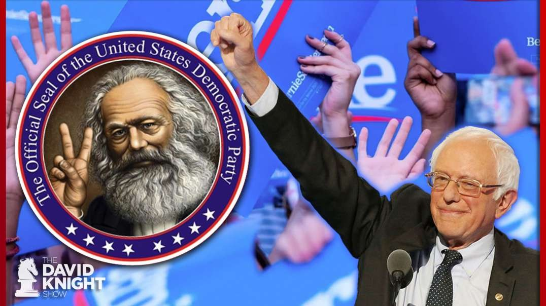 Bernie's Democrat Base is Marxist
