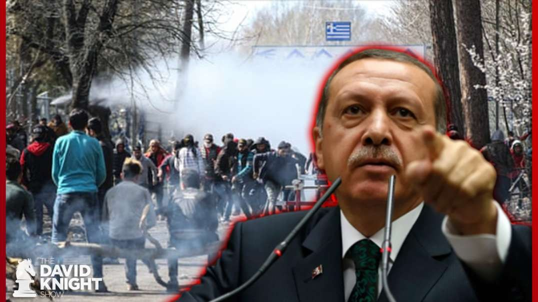 Turks Invade, Greek People Lead the Fight to Defend Their Homes
