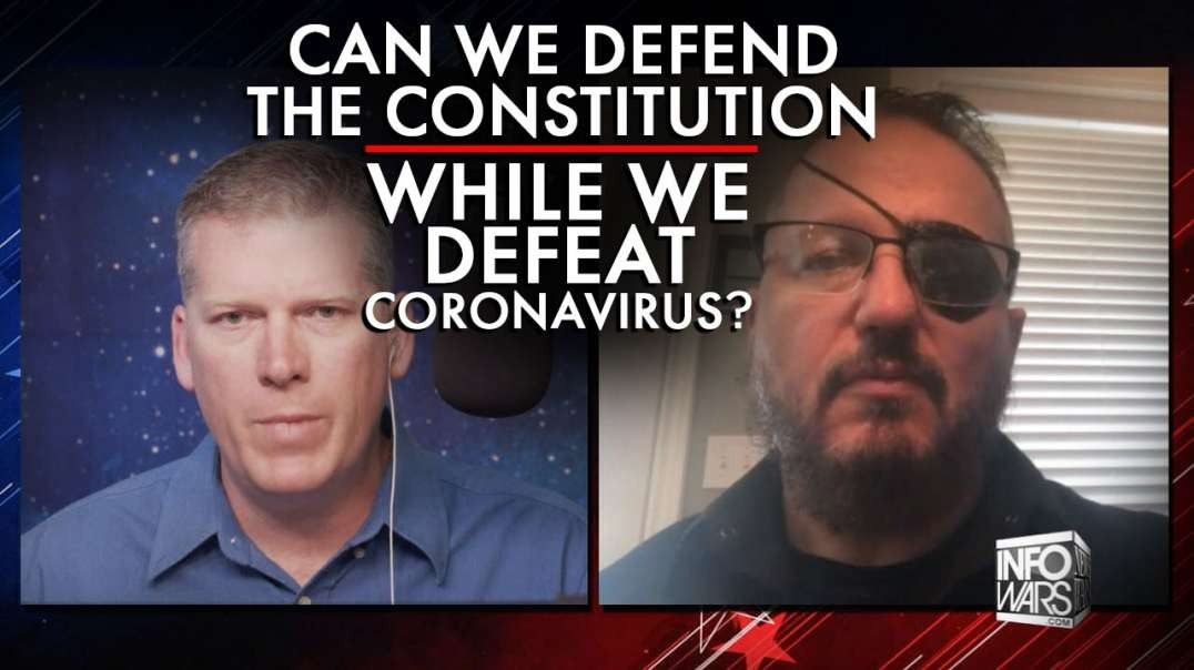 Can We Defend The Constitution While We Defeat The Coronavirus?