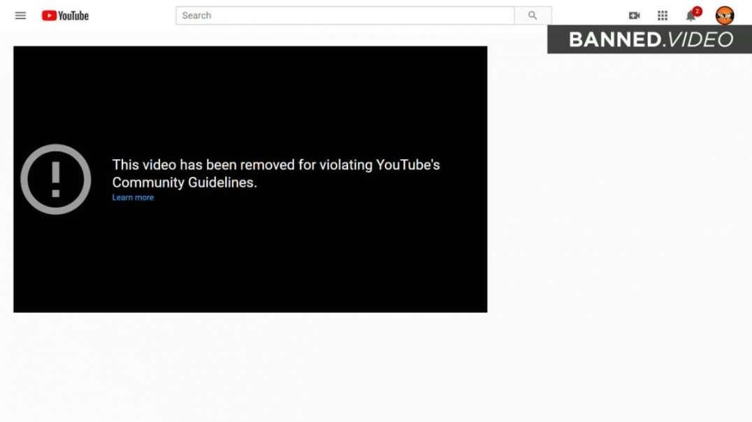 YouTube Censors Doctor's Simple, Safe, FREE Treatment for Coronaviruses