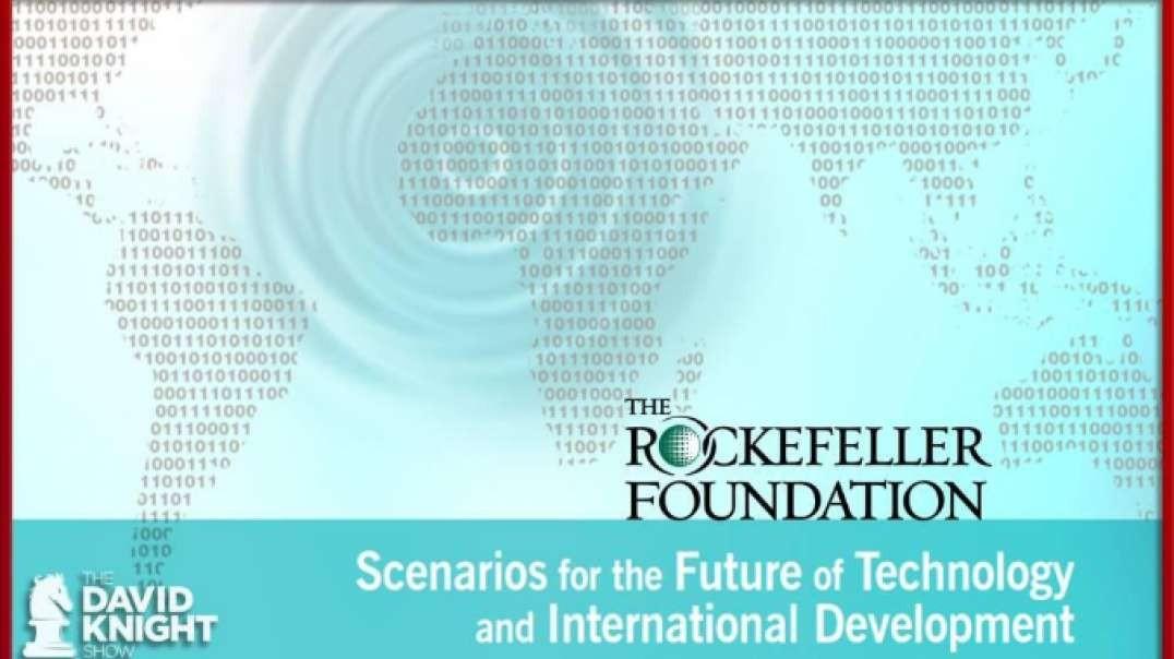 "Rockefeller's ""Lock Step"" Lockdown"