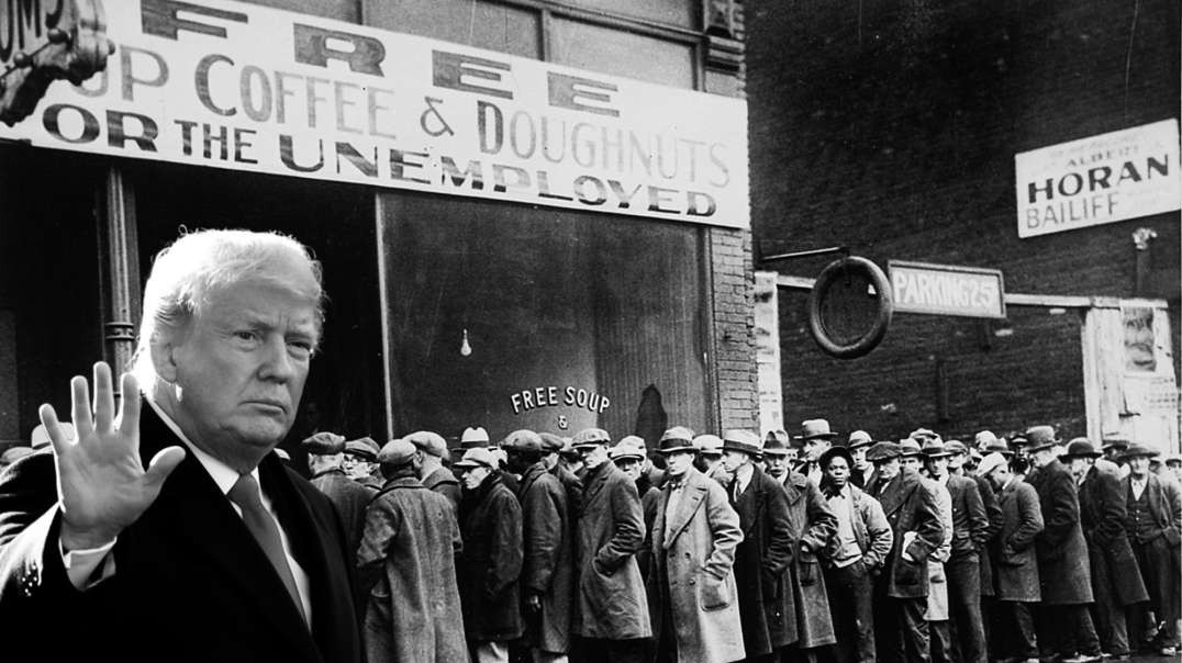 MAGA? Making America GREAT-DEPRESSION Again