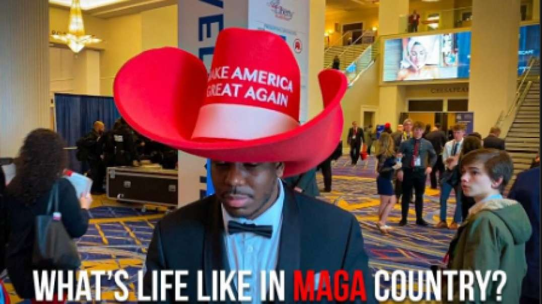 Trump Supporters Detail What They Experience While Wearing A MAGA Hat