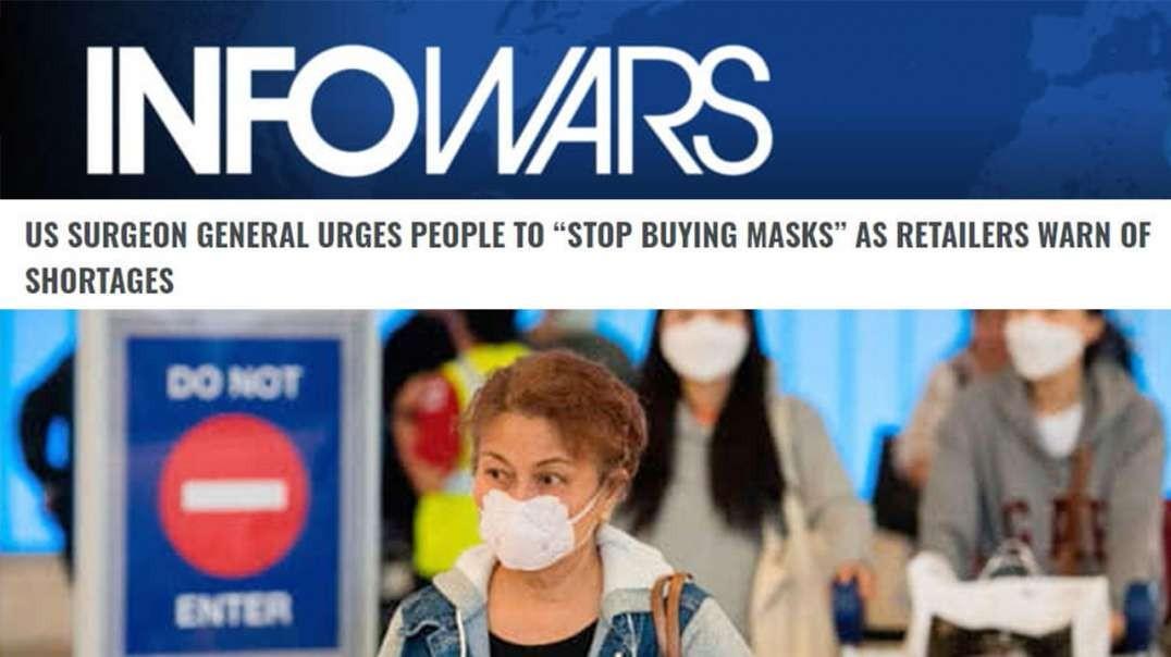 Coronavirus Pandemic Spreading, American Government In Denial
