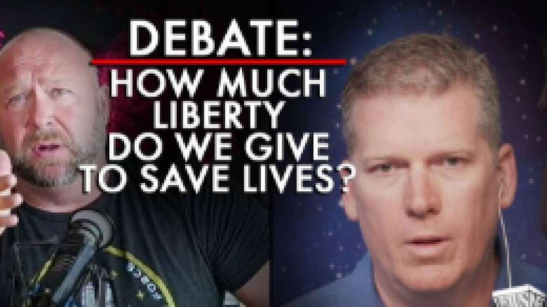 Debate: How Much Liberty Do We Give To Save Lives?