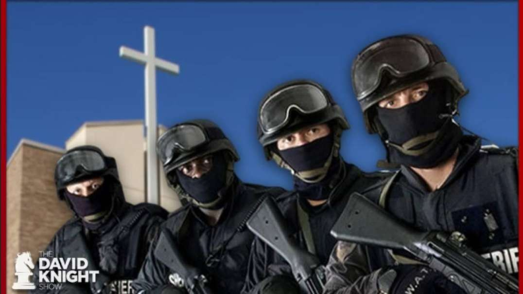 Martial Law to Close Churches?