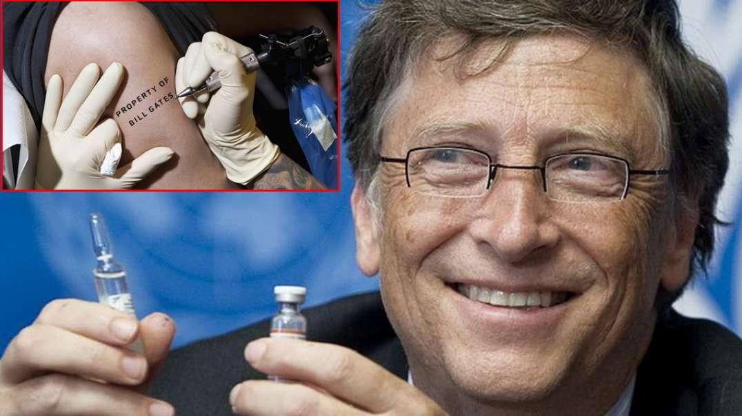 Vaccines+Biometric ID=Mark Of The Beast