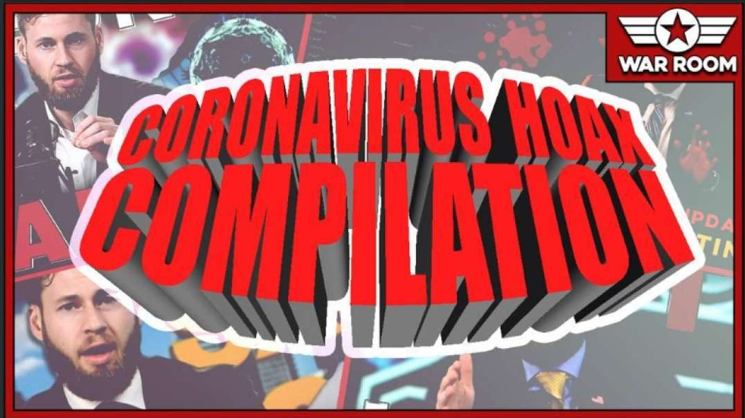 Exposed: The Coronavirus Media Hoax - Compilation
