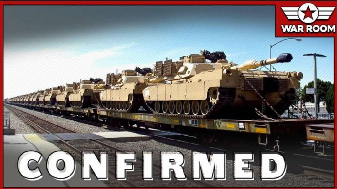 CONFIRMED: Military Preparing For Nationwide Lockdown In America