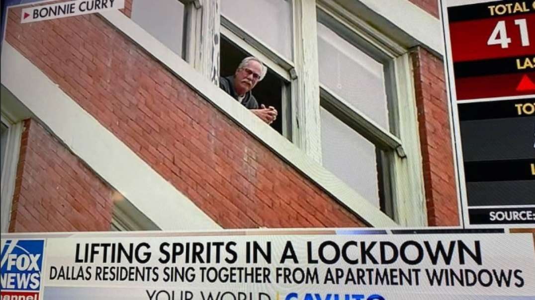 Watch As FOX News Conditions Citizens To Be Obedient Happy Prisoners During Lockdown