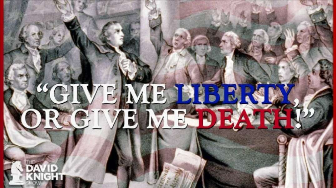 "Technocracy's Chains: Patrick Henry ""Liberty or Death"" 245 Years Later"