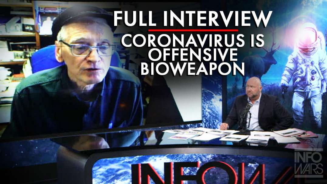 Dr. Francis Boyle Full Interview: Coronavirus Is An Offensive Bioweapon