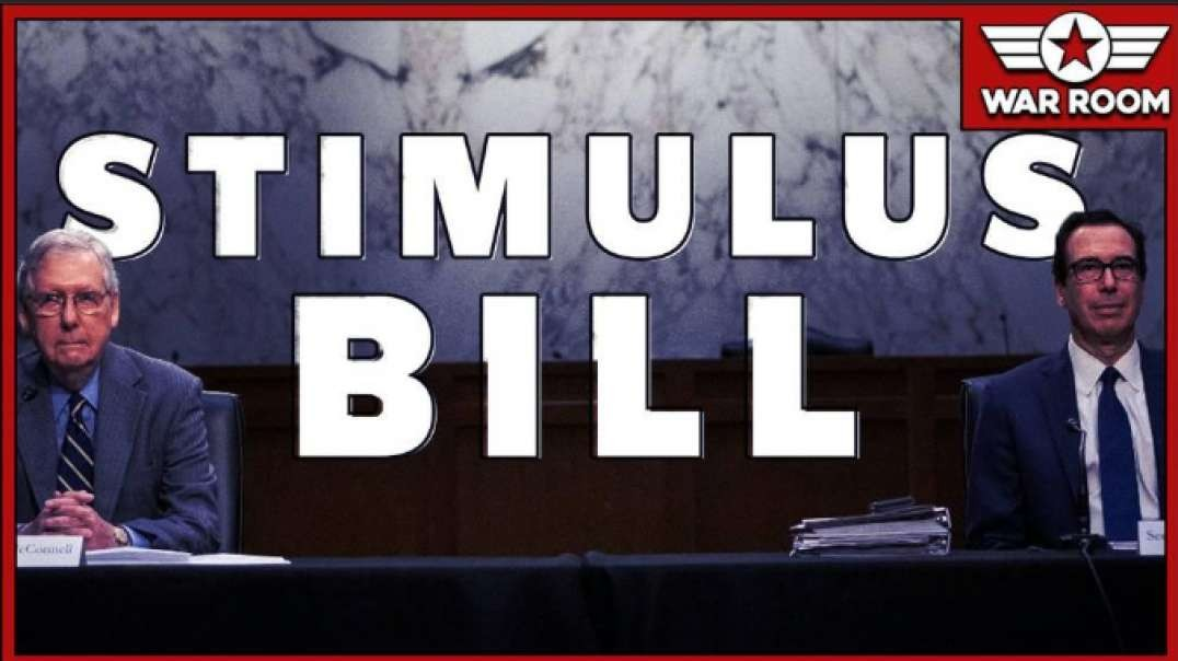 Democrats Sneaking Agenda Legislation Into Coronavirus Stimulus Bill