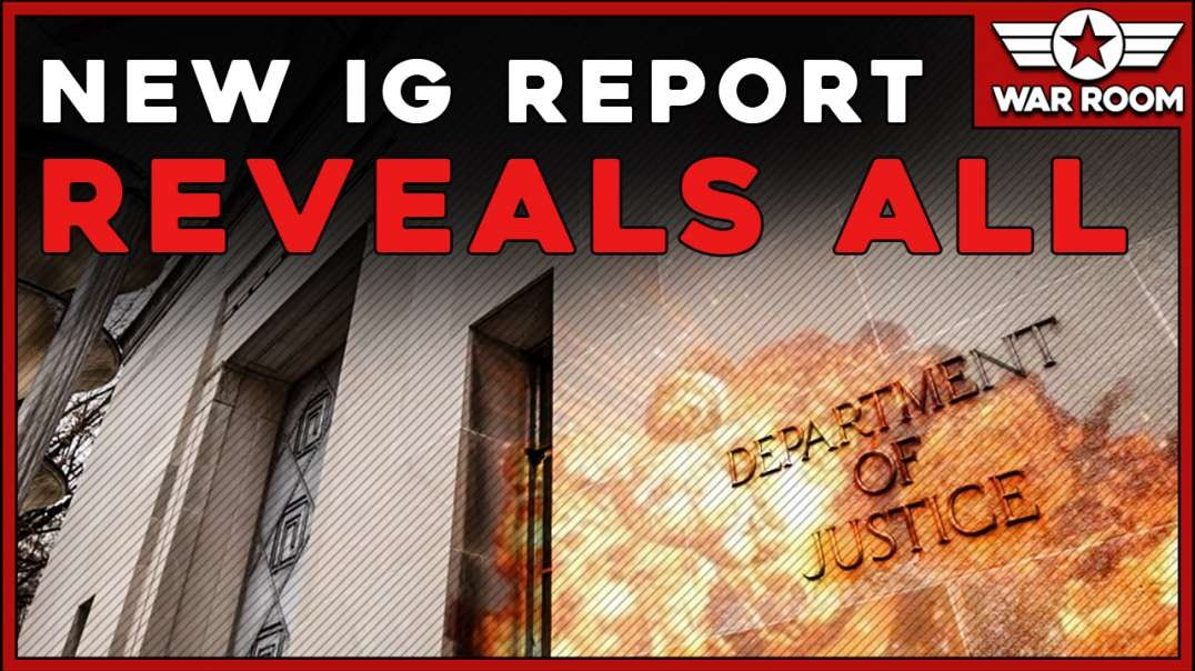 New IG Report Shows Terror Attacks That Could Have Been Prevented: Confirms FBI Negligence