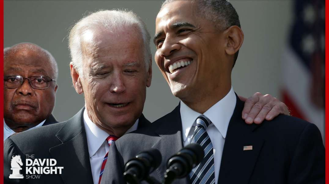 Biden Obama, Where Art Thou, Bro?