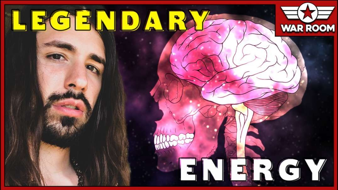 Anomaly AKA Legendary Energy On The Power Of The Human Mind