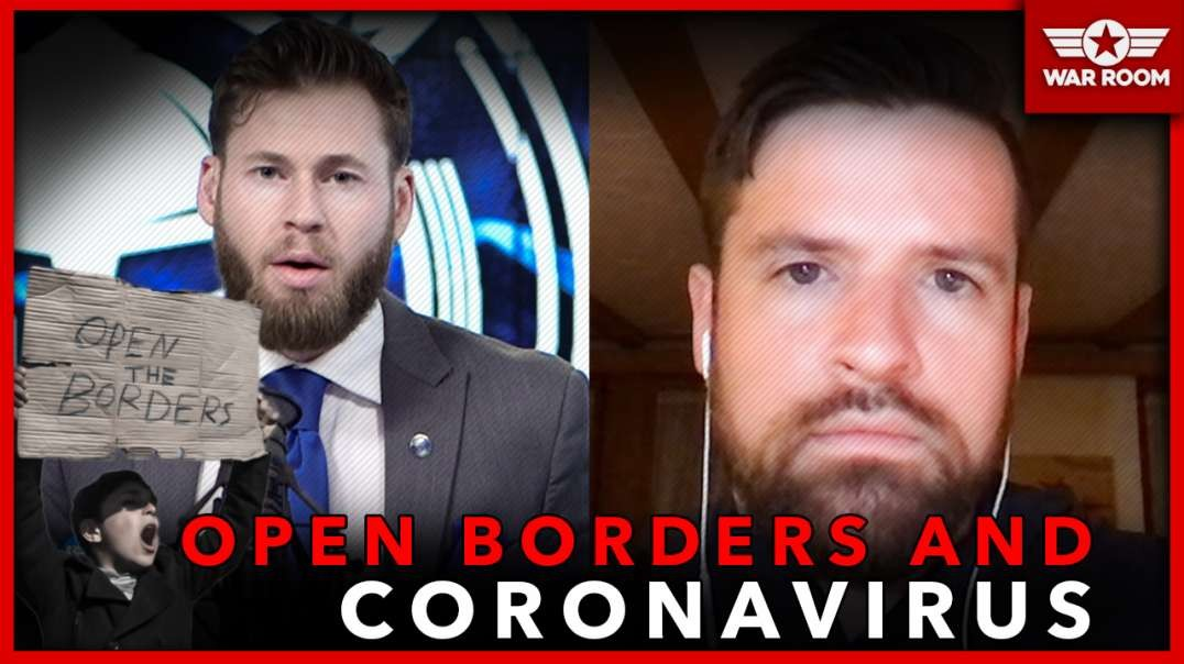 Open Borders And Coronavirus: The Real Threats Europe Is Facing