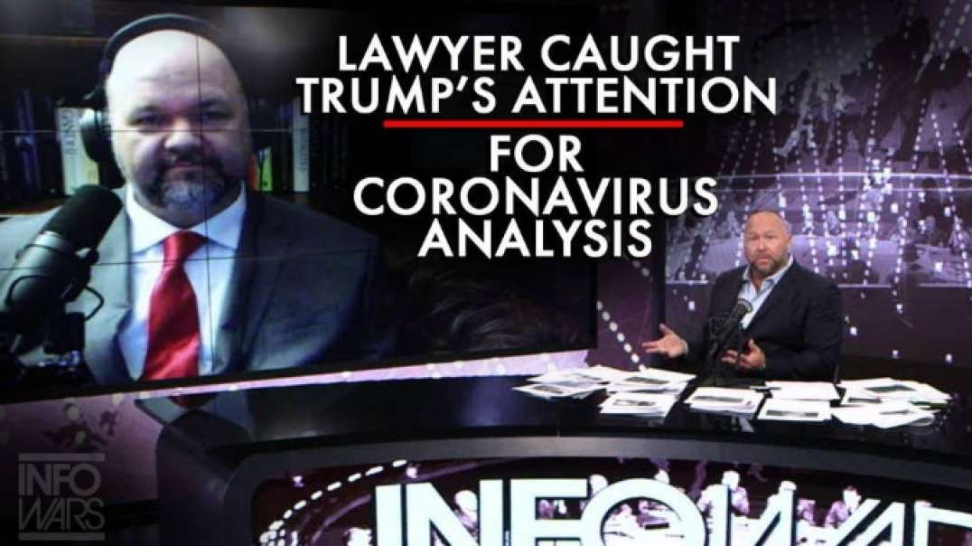This Lawyer Has Caught Trumps Attention For His Coronavirus Analysis