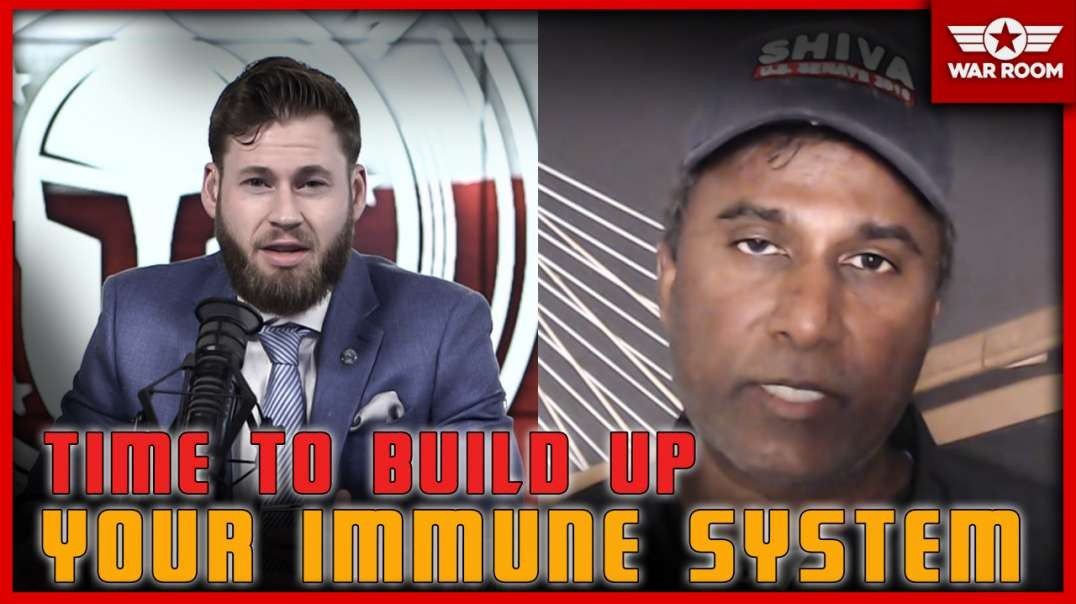 In Response To The Coronavirus: Its Time To Build Up Your Immune System