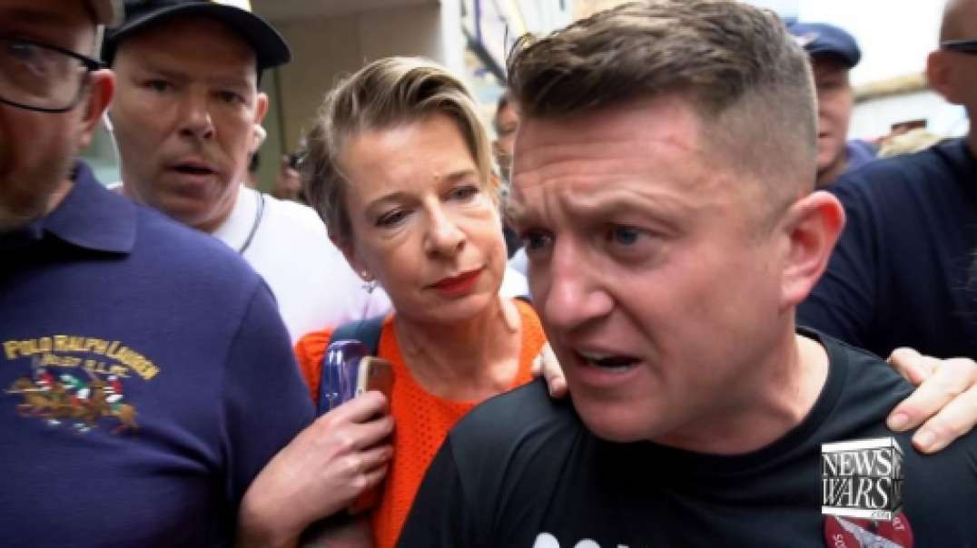 EXCLUSIVE: Tommy Robinson's Final Interview Before Court And Prison