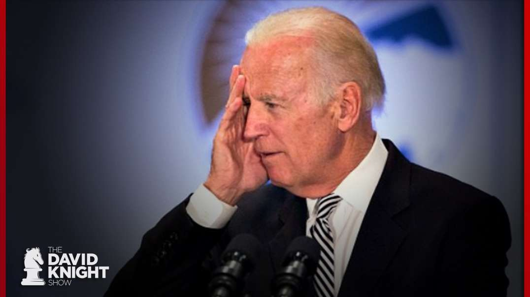 """You Know, The Thing"": Biden's Problem w God & Natural Rights"