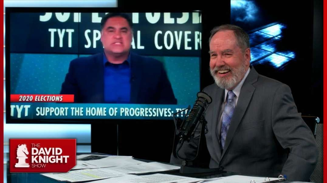 Stink Uygur Rages About Bernie's Castro-ation by DNC