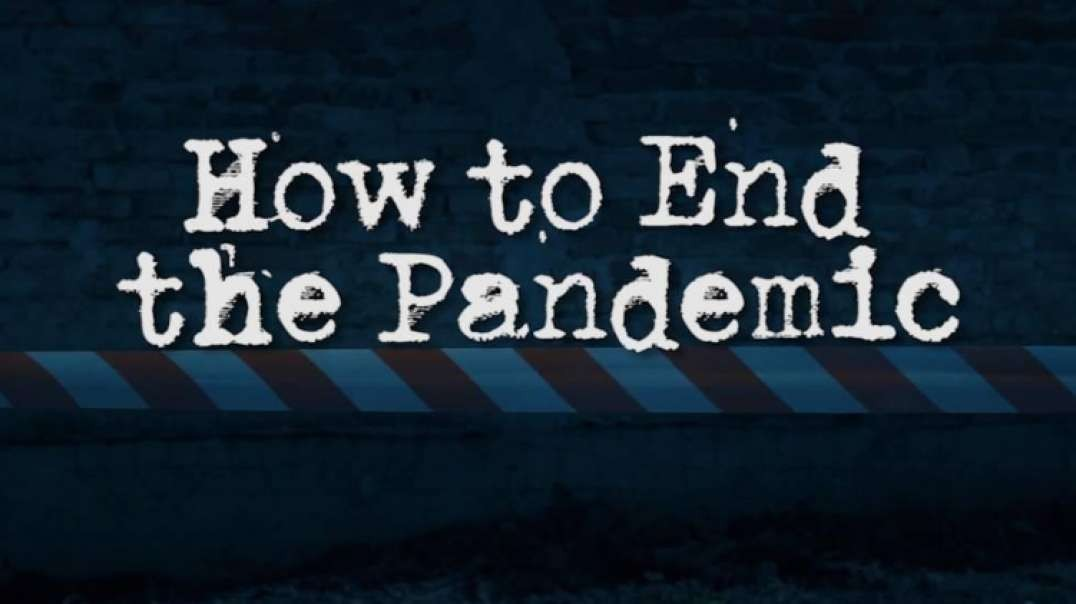 How to end the pandemic