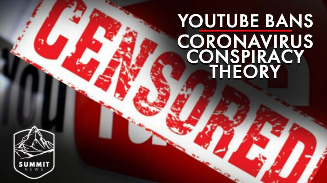 Youtube Bans 5G Coronavirus Conspiracy Theory