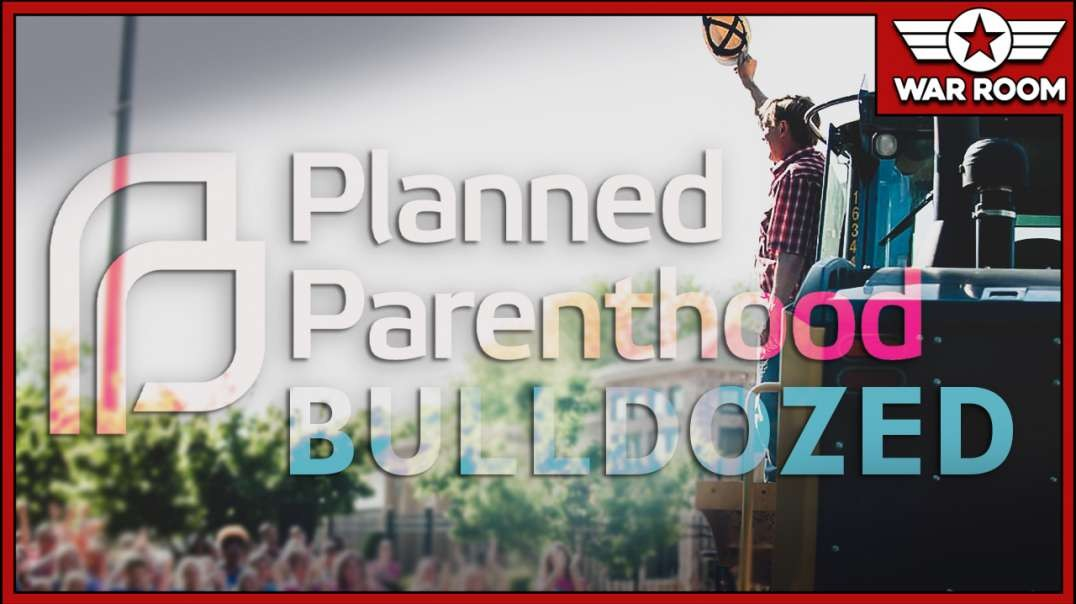 Mike Lindell Bulldozes Planned Parenthood