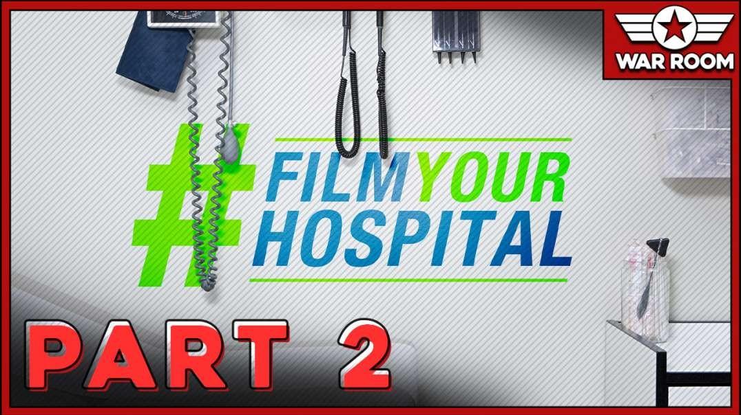 InfoWars' #FilmYourHospital Special Part 2