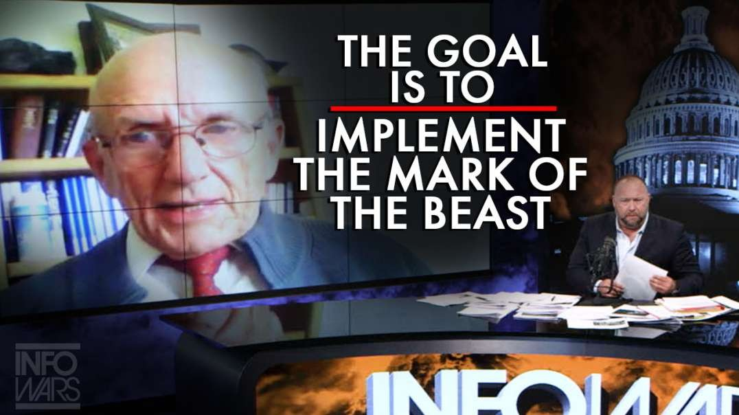 Joel Skousen: The Goal Is to Implement the Mark of the Beast