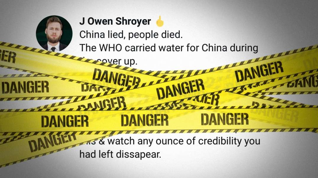 Highlights* Owen Shroyer Is Suspended From Twitter As InfoWars Message Resonates To America