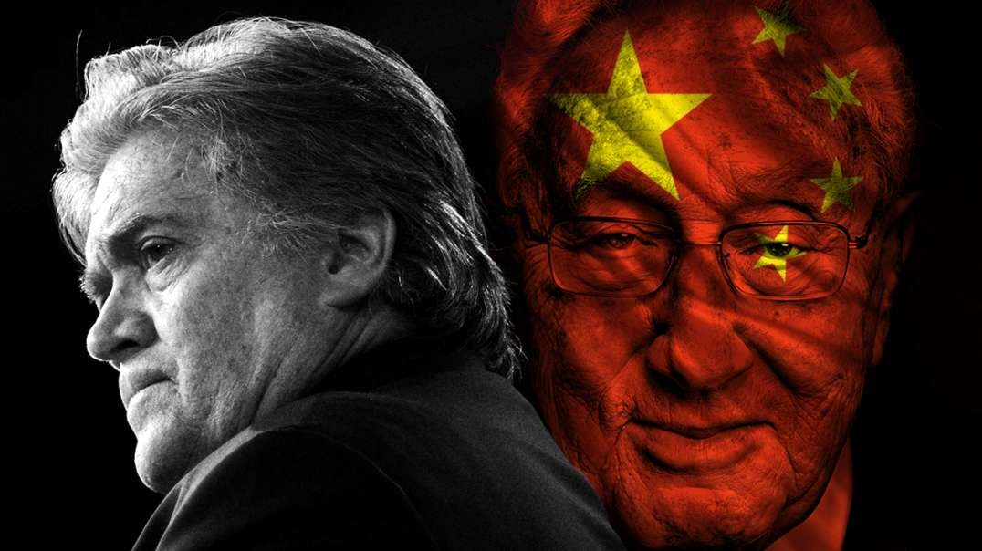 "Steve Bannon ""Arrest Kissinger For Chinese Espionage"""