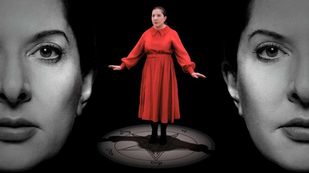 Satanists Want To Cement Marina Abramović Into Human History