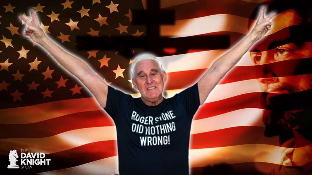 Roger Stone Gets a Pardon