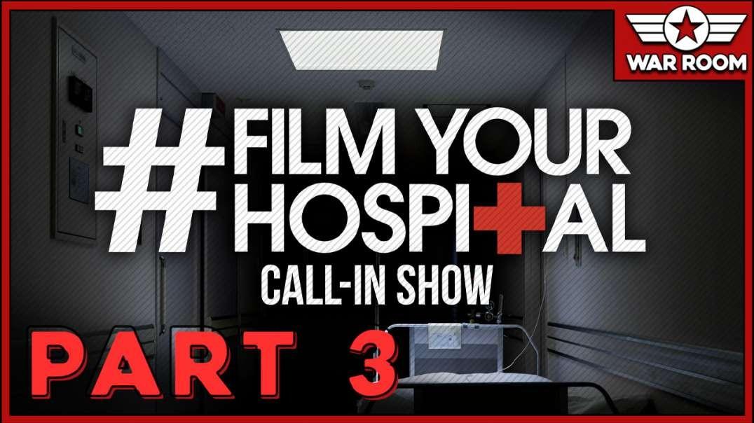 InfoWars' #FilmYourHospital Special Part 3