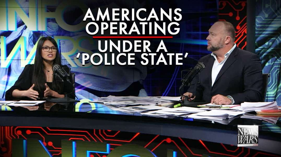 Americans Are Willingly Operating Under A 'Police State'