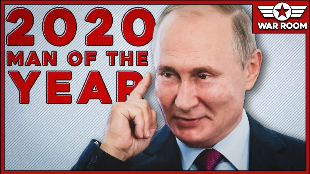 Vladimir Putin Leading Way For 2020 Man Of The Year