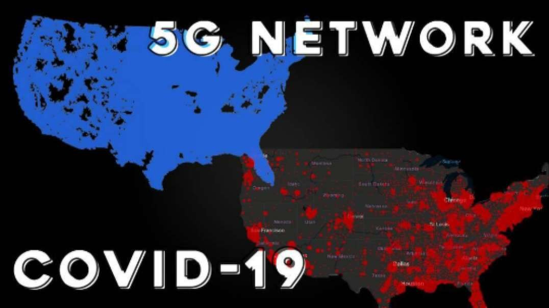 SHOCKING: Coronavirus Map And 5g Map Align Perfectly