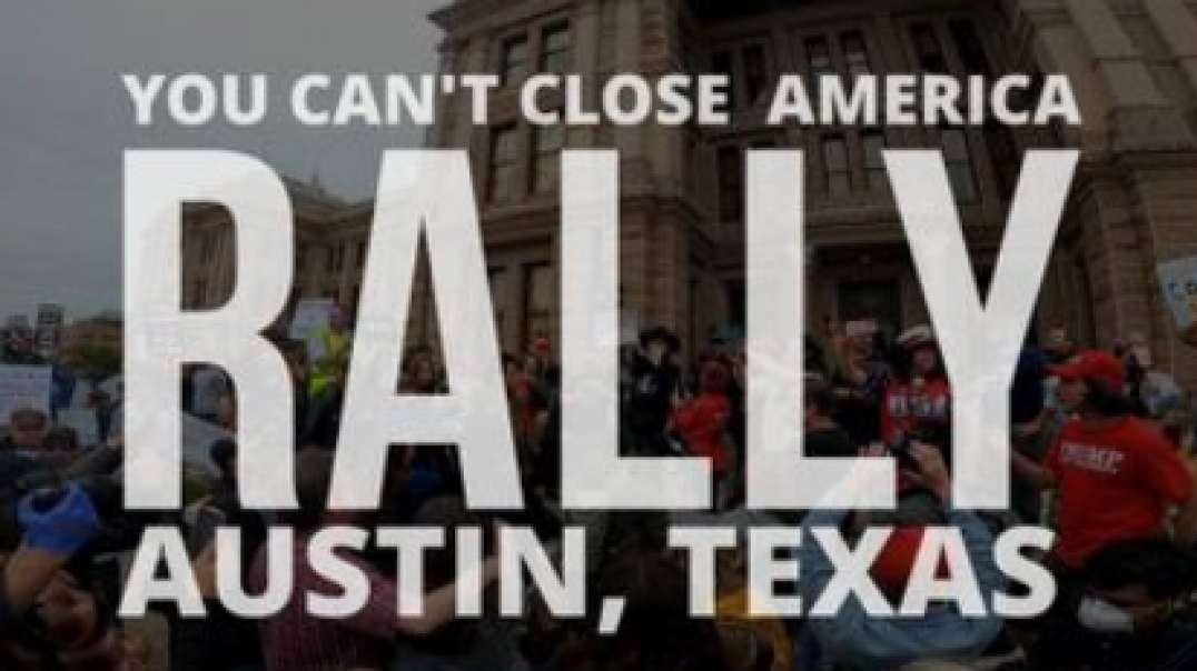 You Can't Close America Rally HIGHLIGHTS