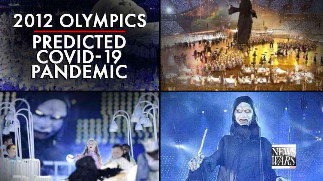VIDEO: 2012 Olympics Predicted Covid-19 Pandemic