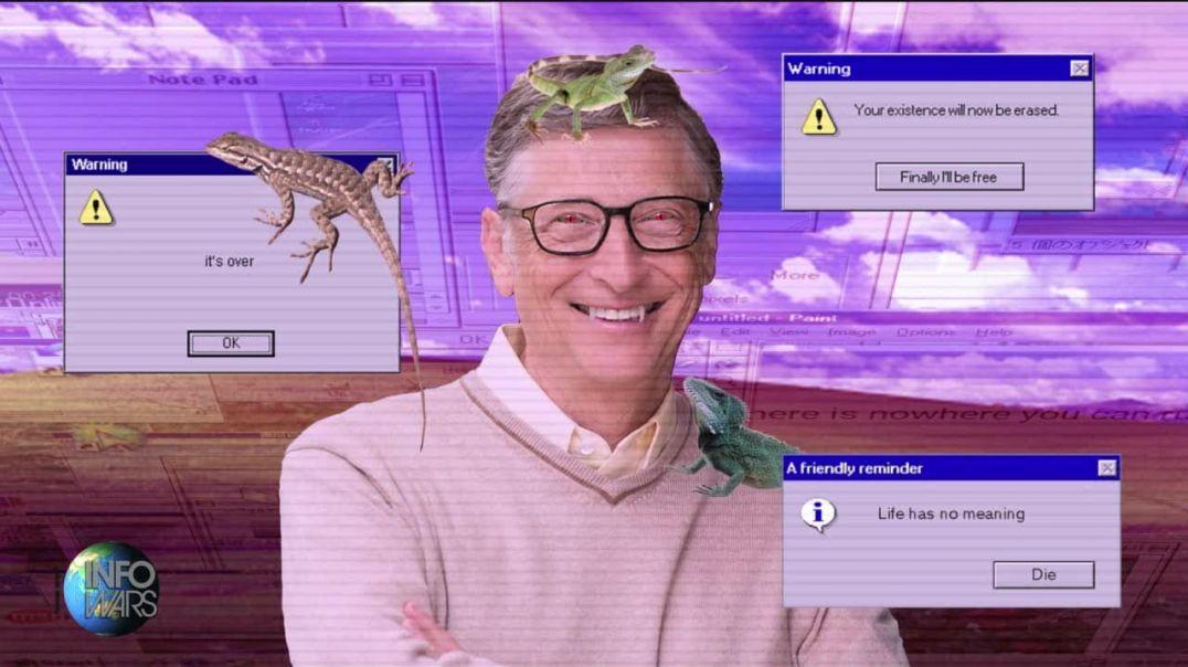 Owen Shroyer Invites Bill Gates To His House