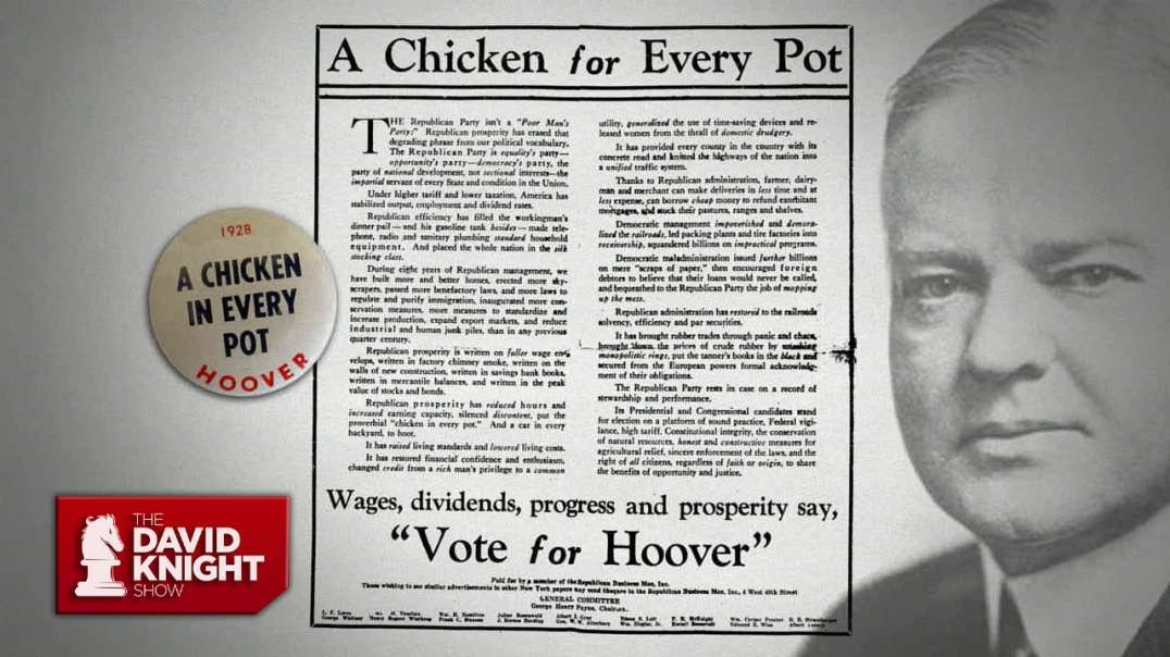 """A Chicken in Every Pot?"" — Empty Shelves, Rising Prices, Food Destruction"